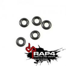 RAP4 Remote Line ASA On/Off Valve O-ring (5 stk) 015143