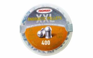 Luman Energetic XXL ekstra tunge 4,5mm 1,03g 400stk