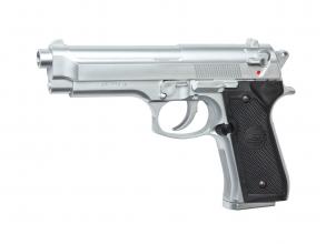 ASG M92FS sølv fjærpistol 14098
