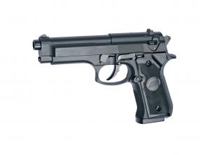 ASG M92FS svart tungvekts fjærpistol