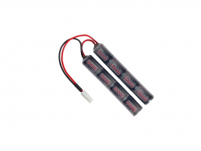 9,6v 2000 mah batteri for Crane stokk 15200