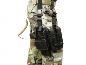 Strike Systems universal lårhylster pistol/maskinpistol
