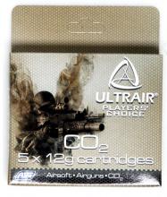 ASG Ultrair 5stk CO2 patroner