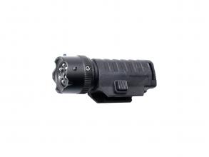 ASG kombinert lykt/laser m/montasje 15927