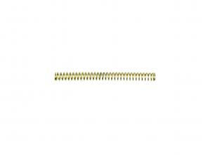 Mad Bull M130 fjær Gold Hard coated 16332