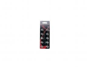 Batterier 1,5V AG13/LR44 10 stk