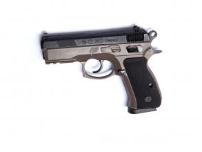 ASG CZ75D fjærpistol DualTone FDE 18603