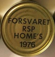Forsvarets RSP 1976 - kvantumsrabatt