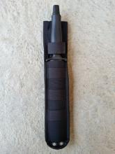 Combatkit slire til kniv 7 tommer MAS7000 svart