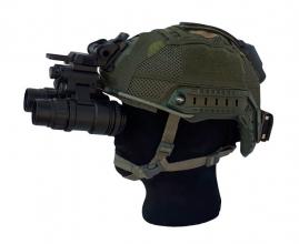 Combatkit hjelmtrekk modell Infantry til Ops Core hjelm norsk skogkamo