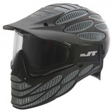 JT Spectra Flex 8 Full Head duggfri dobbelglass heldekkende svart