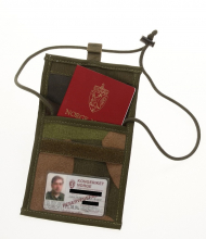 Rekona Pass/ID kortholder i Norsk skogskamo