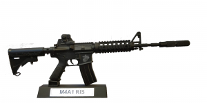 Swiss Arms miniatyr replika av M4 607001