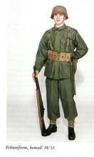 Forsvarets feltuniform M51 NY str 52