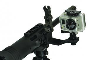 Cybergun kameramontasje for Picatinny rail
