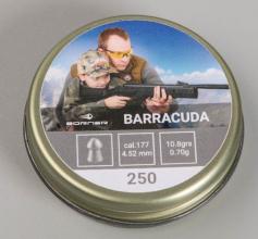 Borner Barracuda 4,5mm 250stk
