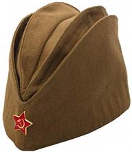 Sovjet Røde Arme Pilotka sommer båtlue ny