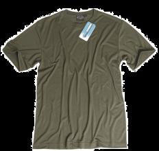 Coolmax t-skjorte olivengrønn