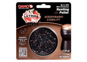Gamo Lethal 4,5mm blyfri 100 stk