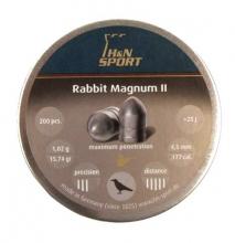 H&N Rabbit Magnum II 4,5mm 200 stk