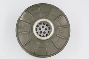 Filter til gassmaske brukt