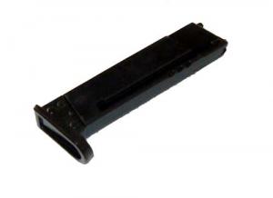 Magasin til ASG M92FS fjærpistol svart 12717