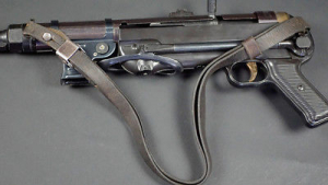 Original geværreim til MP40 (Schmeisser)