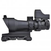 AIM-O ACOG-type 4X32 kikkertsikte og rødpunkt kombinertsikte