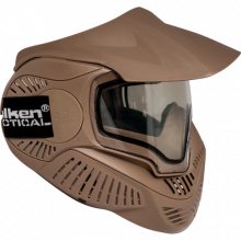 Valken Paintball MI-7 duggfri maske med dobbeltglass