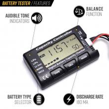 Valken batteritester