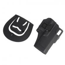 Emerson Gear pistolhylster til Glock i hardplast, svart