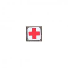 Emerson Gear rødt kors medic pvc-patch