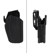 Emerson Gear GLS PRO-FIT pistolhylster i hardplast, svart