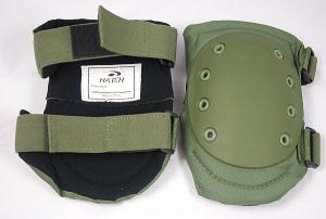 Forsvarets Hatch knebeskyttere brukt olivengrønne