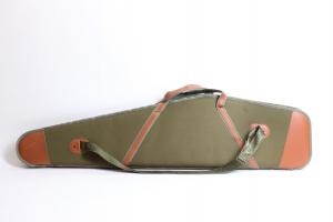 Remington geværfutteral m/plass til kikkertsikte 133x15x31x6cm (grønn)