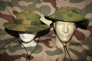 Armo Tactical sniperhatt m/nett i norsk kamo