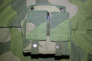 Forsvarets maglomme AG3 til CV-1 stridsvest fra NFM