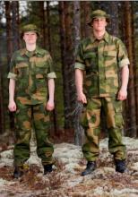Forsvarets M04 jakke brukt
