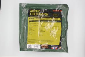 Forsvarets meny 12 Pasta i tomatsaus Drytech Arctic Field Ration