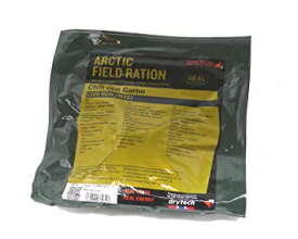 Forsvarets meny 22 Chili con Carne Drytech Arctic Field Ration