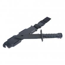 Attrapp/kopi av M9 bajonett i plast