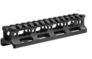 Super Slim Picatinny forhøyet montasje MT-RSX8L