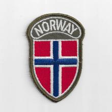 Norway flaggskjold