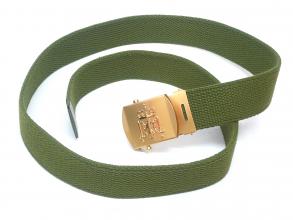 Forsvarets belte, grønt