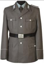 Østtysk NVA uniformsjakke, ny eller som ny