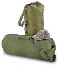 Forsvarets nylon pakksekk