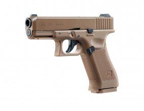 Glock 19X FDE 4,5mm blowback BB