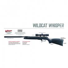 Gamo Wildcat Whisper 396ms/1300fps fabrikkoverhalt