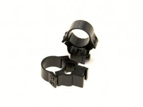 Norin 30mm medium til 11mm montasjesett