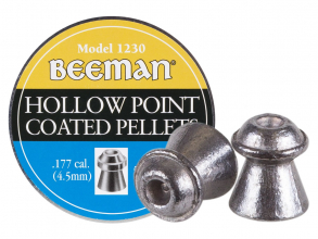 Beeman hulspiss 4,5mm 500 stk grafittbelagt